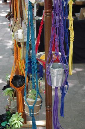 Annette Boyd plant hangers