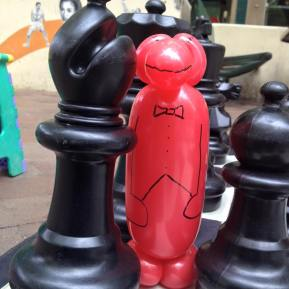 chess penguin 2