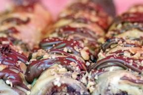choc baklava