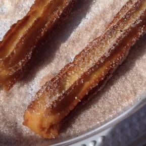 churros sugar