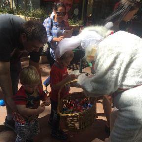 Easter hunt 1
