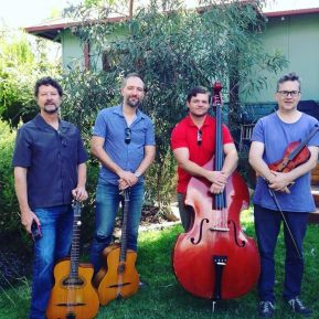 Gypsy Jazz Project